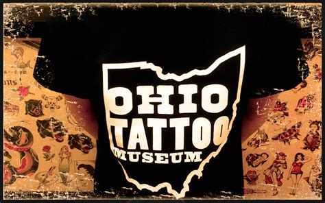 ohio tattoo history museum bicknee tattoo supply company established 1999 ohio usa