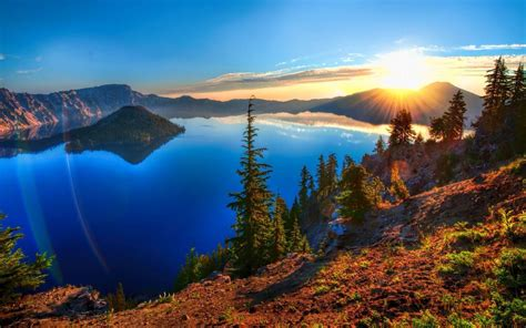 imagenes relajantes online crater lake wallpapers wallpaper cave