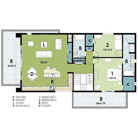 modern house layout ultra modern house plan unique minimalist ultra modern