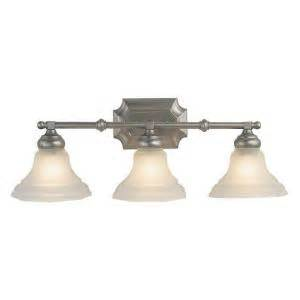 3 light brushed nickel vanity bar light cb 6683 bn the