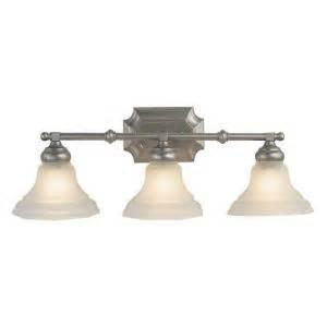 Vanity Light Bar Home Depot by 3 Light Brushed Nickel Vanity Bar Light Cb 6683 Bn The