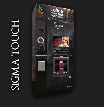 Sigma The Touch sigma touch screen vending from capital vending vending