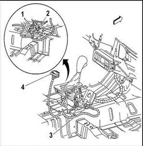 transmission control 2001 pontiac bonneville free book repair manuals repair guides component locations a t shift lock control switch autozone com