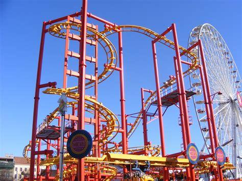 Theme Park Vienna | panoramio photo of prater amusement park vienna austria