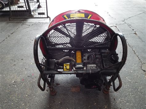 Blower 853 Preheather Original you are bidding on direct from the uk service a tempest 21 quot power blower this tempest 21 quot