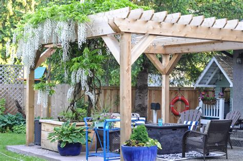 cost of building a pergola the pergola project what we learned and what it cost suburble