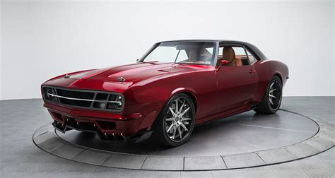 modified camaro for sale stunningly restored modified 1967 camaro for sale for a