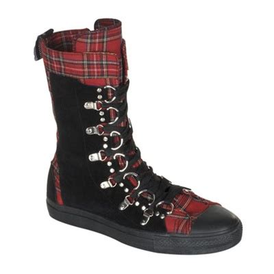 Spiccato Sp 520 08 Sneakers demonia deviant 205 s suede sneaker boots