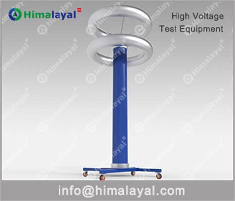 capacitor voltage divider ac hvf 250kv 12500pf capacitor voltage divider 200kv 400kv range himalayal high voltage test