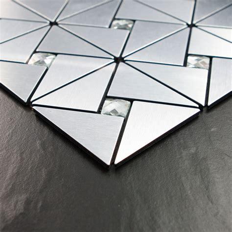 peel and stick metal tile backsplash silver alucobond tile sheets peel and stick wall tiles