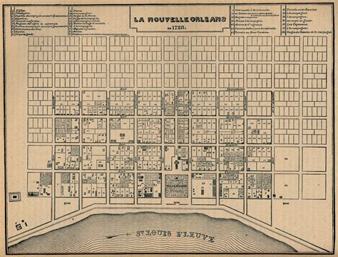 new orleans historical maps nola history 8 fascinating new orleans maps gonola
