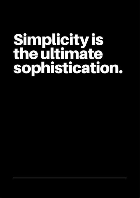 printable steve jobs quotes quot simplicity is the ultimate sophistication quot steve jobs