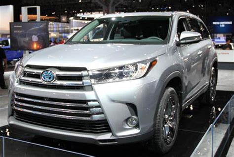 Toyota Highlander Redesign 2011 Toyota Redesign Upcomingcarshq