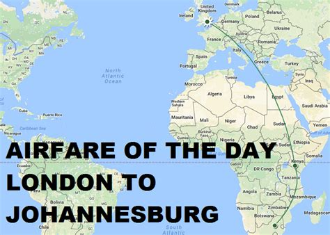 airfare   day kenya airways london  johannesburg