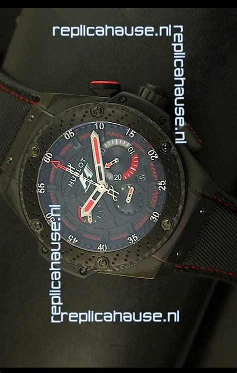 Hublot Big King Power Swiss hublot big king power formula 1 swiss in pvd