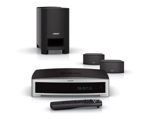 bose 3 2 1 gs series iii home theater system 321 black ebay