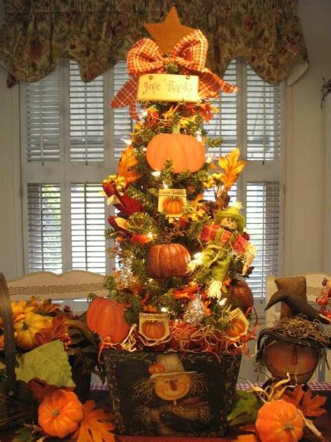 fall tree i love thanksgiving pinterest