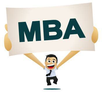 With An Mba by Mba Degree Stairway To Better Career Options Just4info