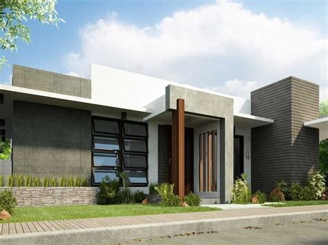 idea home simple modern house architecture with minimalist design