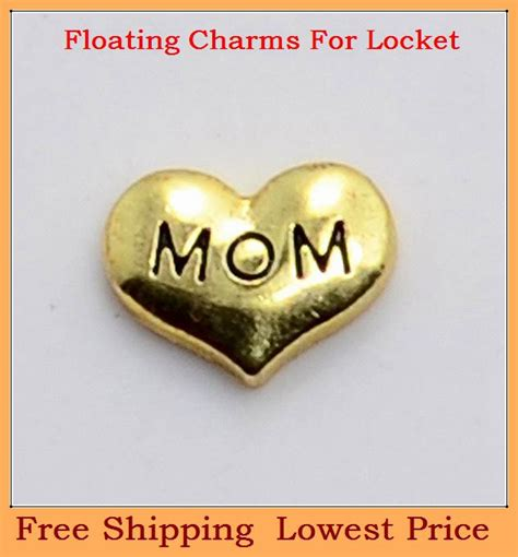 Origami Owl Shipping Cost - wholesale gold letters origami owl floating charms for