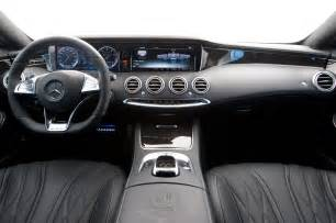 Mercedes S63 Amg Interior 2015 Mercedes S63 Amg 4matic Interior Photo 23
