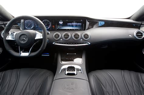 Mercedes S63 Amg Interior by 2015 Mercedes S63 Amg 4matic Interior Photo 23
