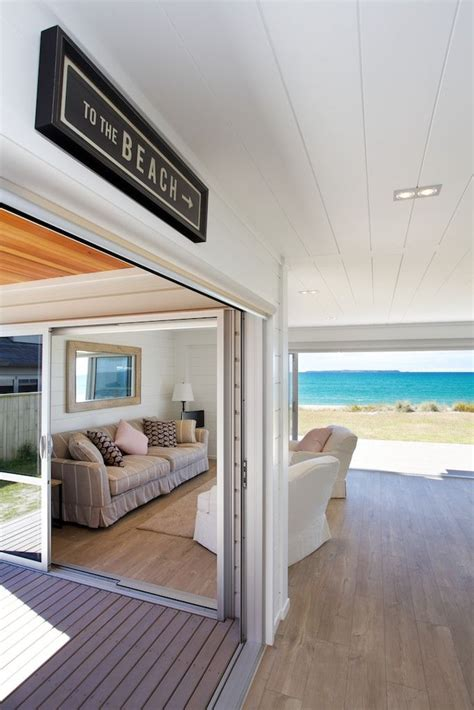 all white interiors view out to the beach stunning all white interior of a