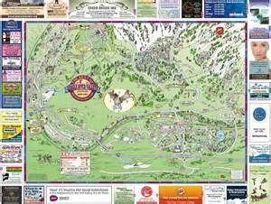 avon colorado map my