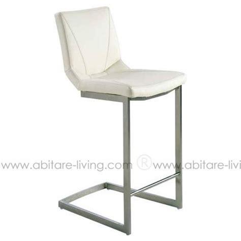 chaise haute de cuisine design chaise haute pour plan de travail cuisine
