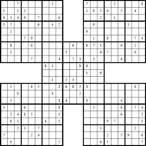 sudoku samurai sudoku onlineorg file samurai sudoku loesung png wikimedia commons