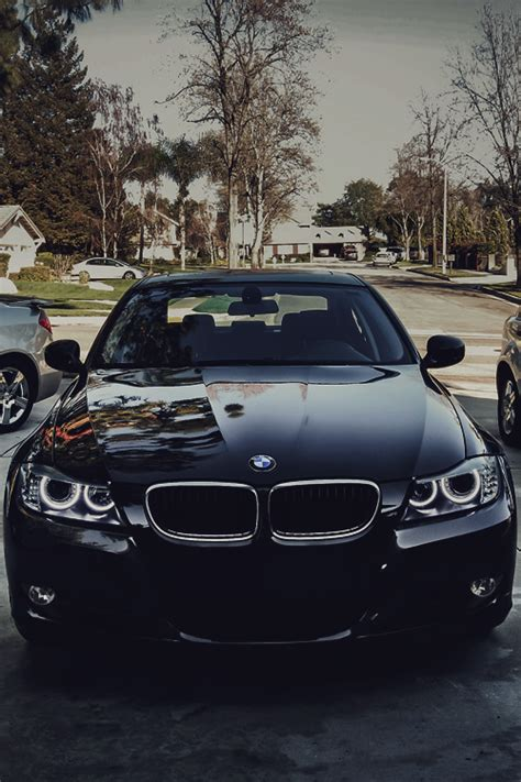 what type of car is a beamer black beamer
