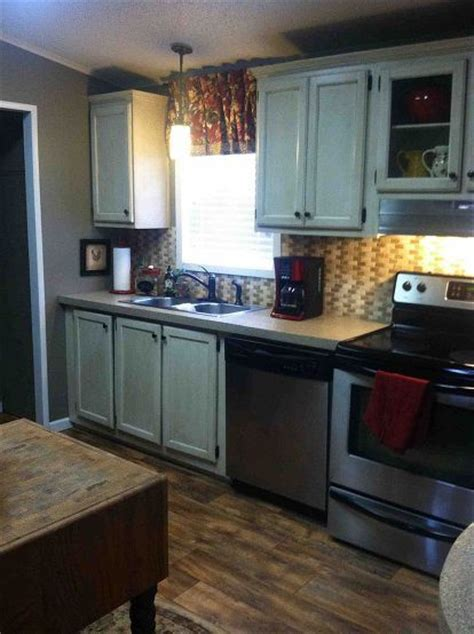 Mobile Homes Kitchen Designs by 17 Best Ideas About Manufactured Home Renovation On
