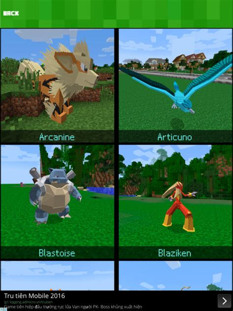 pokemon minecraft mod game online app shopper pixelmon mod mods for minecraft pokemon pc