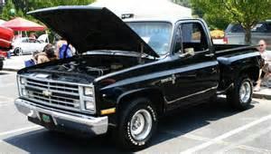 1986 Chevrolet Truck 1986 Trucks
