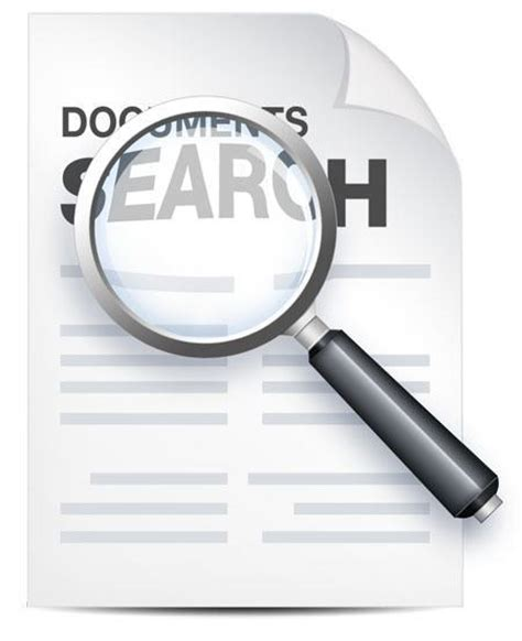How To Search A Document