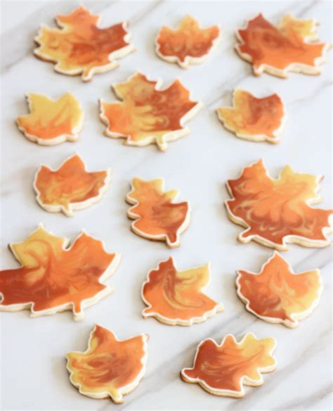 Halloween And Fall Decorating Ideas - decorative fall cookies amp more best of the weekend party a little claireification