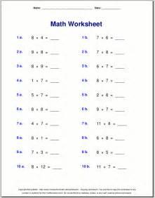 math grade 8 worksheets worksheet amp workbook site