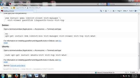 configuring a new ubuntu 11 04 kvm virtual network virtualization on ubuntu using kvm my programming skill