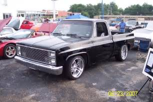 85 Chevy Silverado Wheels Bonspeed Delta Wheels Custom 1985 Silverado Bed