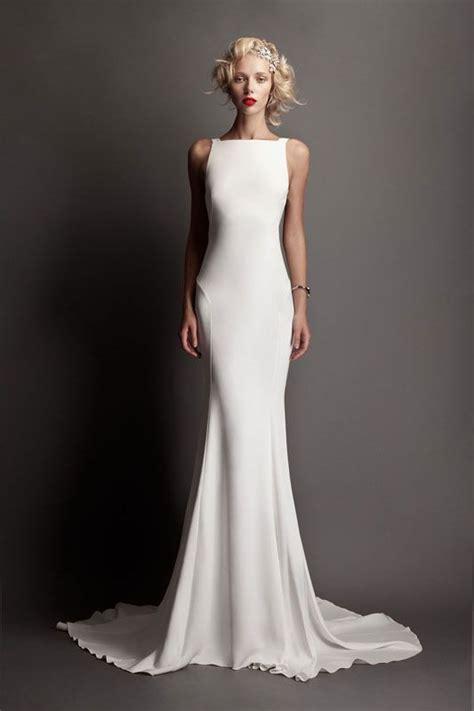elegant  classy simple wedding dresses ohh