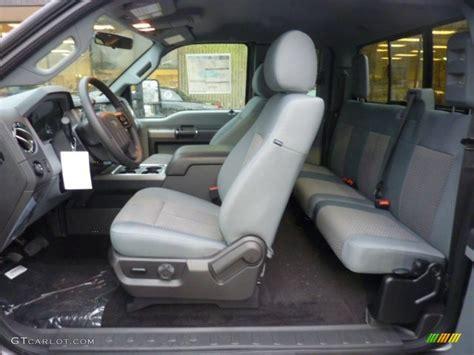 2012 F250 Interior by 2012 Ford F250 Duty Xlt Supercab 4x4 Interior Photo