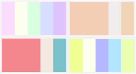 romantic color schemes dynamic color palette vs romantic color palette lebunnybleu
