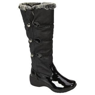 weathermates s winter boot flurry black clothing