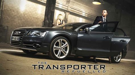 The Transporter Audi by Audi S8 Tung Ho 224 Nh Trong Bom Tấn Transporter 4
