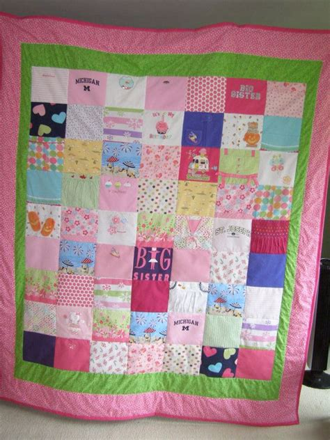 Quilts Out Of Baby Clothes by 25 Unique Baby Memory Quilt Ideas On Baby
