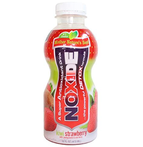 Antioxidants Detox The by Noxide Antioxidant Detox Drink With