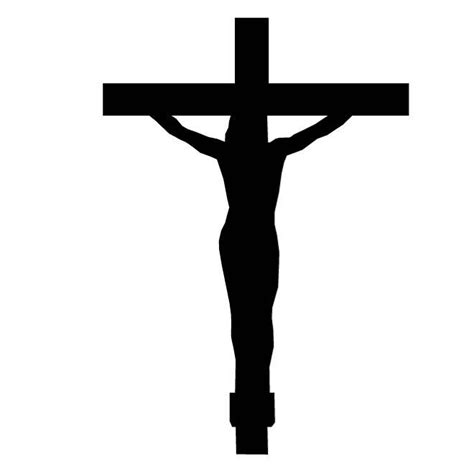 jesus christ on the cross download at vectorportal