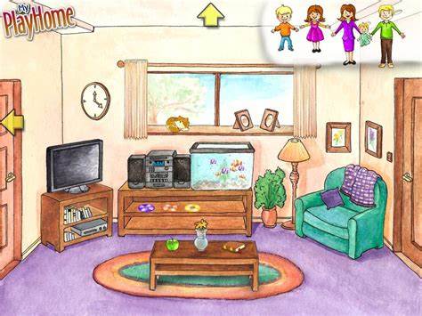 is livingroom one word my playhome une maison de poup 233 es digitale