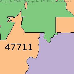 zip code map evansville in evansville indiana zip code map zip code map