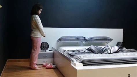 smart bedroom technology latest invention smart bed from ohea can make itself